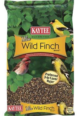 Kaytee Products 100505292 Wild Bird Food, Finch Blend, 7-Lbs. - Quantity 6