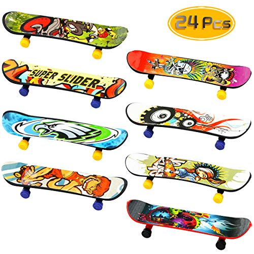 ofessional Mini Finger Skateboard, Creative Fingertip Movement for Adults and Children (Random Mode). ()