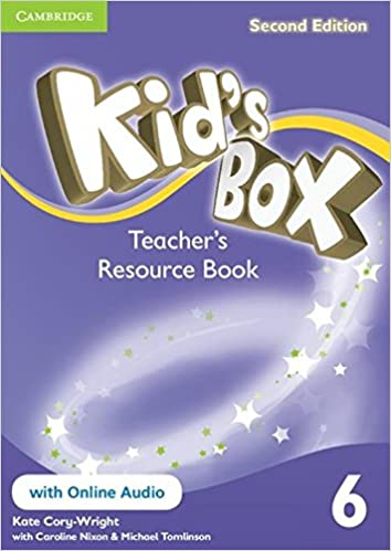 Ilmainen eBayn ebooks lataus Kid's Box Level 6 Teacher's Resource Book with Online Audio in Finnish PDF FB2