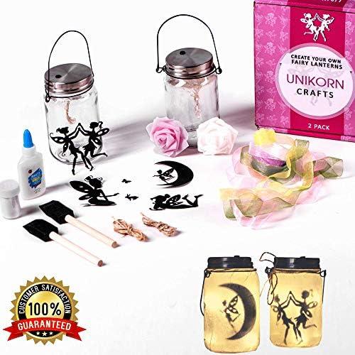 Fairy Lantern Craft Kit Children product image
