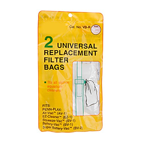 - Pen Plax VBR Replacement Filter Bags