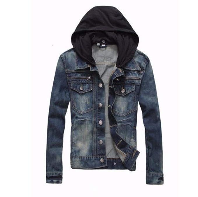 Amazon.com: Prime DJBH-01 - Chaqueta para hombre: Clothing