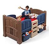 Step2 Boy's Loft and Storage Twin Bed