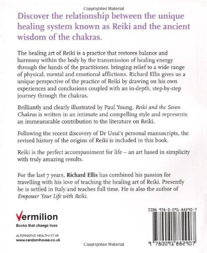 Reiki And The Seven Chakras Your Essential Guide Richard Ellis