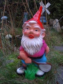 Nain de jardin joueur nain de jardin en plastique résistant ...