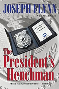 The President's Henchman by Joseph Flynn ebook deal
