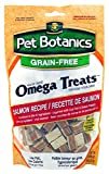 Pet Botanics Grain Free Healthy Omega Treats For Dogs. Salmon, 12-Ounce