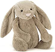 Jellycat Bashful Beige Bunny Stuffed Animal