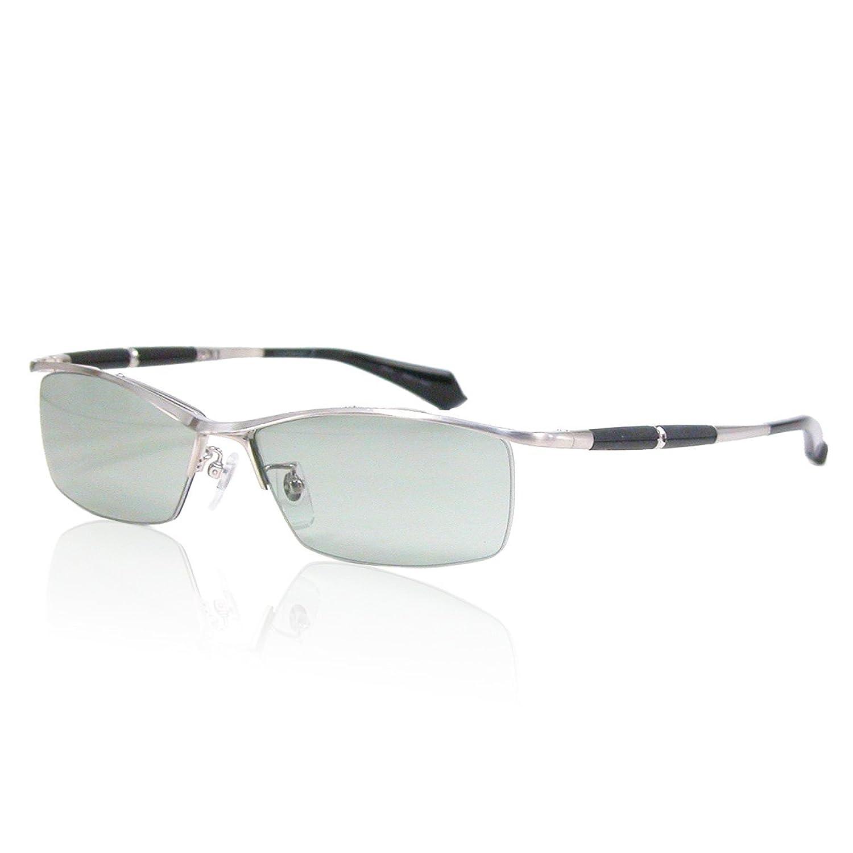 CHARMANT Z シャルマンZ ZT22303 カラー GR メンズ メガネ サングラス 眼鏡 B0747FSGYL