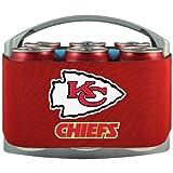 NFL Kansas City Chiefs Cool Six Cooler