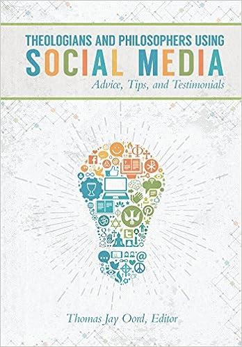 Резултат с изображение за Theologians and Philosophers Using Social Media: Advice, Tips, and Testimonials