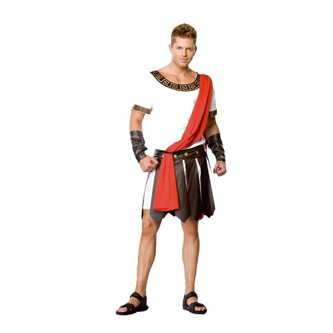 Disfraz De Halloween César Diosa Griega Gladiador Traje De ...