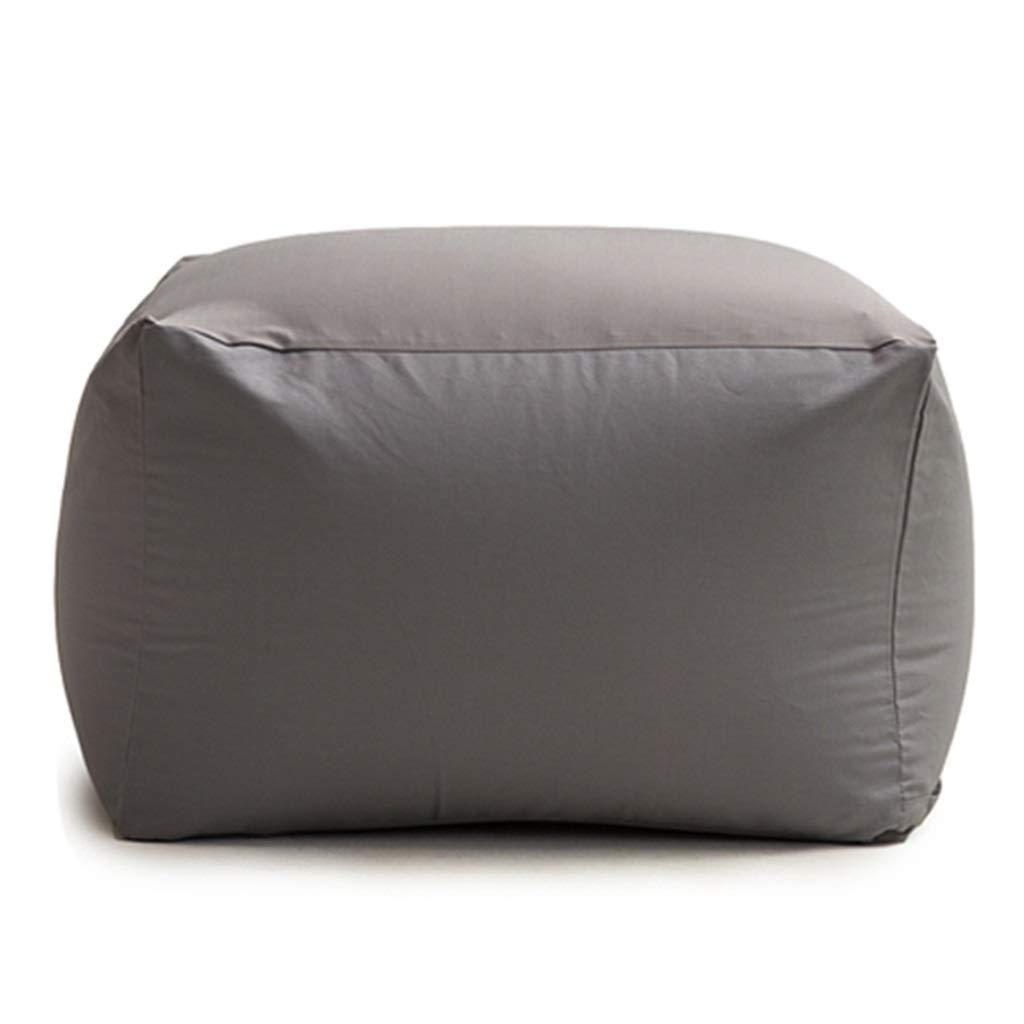 Amazon Com Lazy Sofa Bean Bags Bean Bag Cotton Canvas Bean