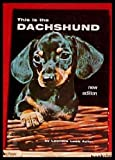 This Is the Dachshund, Adler, Lenore L., 0876662785