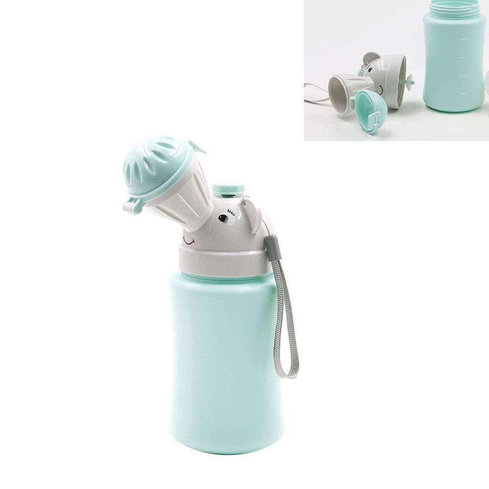 Unisex REUSABLE Portable Camping Car Travel Pee Urinal Urine Toilet Training FO