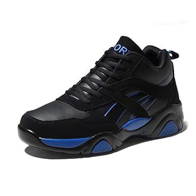 Zapatos De Hombre De Cuero Sintético Spring Fall Bootie Zapatos ...