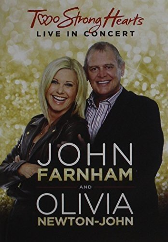 DVD : NEWTON-JOHN, OLIVIA - FARNHAM, JOHN - Two Strong Hearts: Live In Concert (Australia - Import, NTSC Region 0)