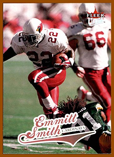 2004 Ultra #173 Emmitt Smith HOF ARIZONA CARDINALS FLORIDA GATORS