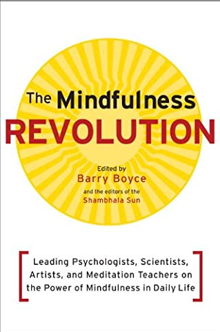 The Mindfulness Revolution: Leading Psychologists, Scientists, Artists, and Meditation Teachers on the Power of Mindfulness in Daily Life (A Shambhala Sun (Daniel Pink Sales)