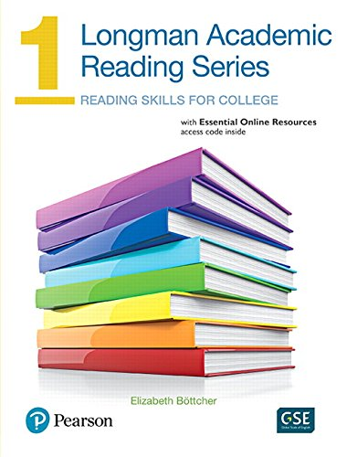 Longman Academic Reading Series 1 with Essential Online Resources (Essential Reading Series)