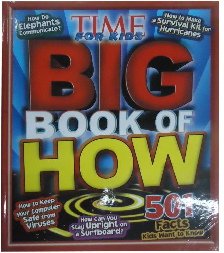 TIME For Kids Big Book of How (T...