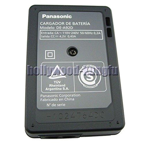 Amazon.com : Panasonic DE-A92 Charger For DMW-BCK7PP DMW ...