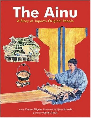 Download Ainu: A Story of Japan's Original People PDF, azw (Kindle)