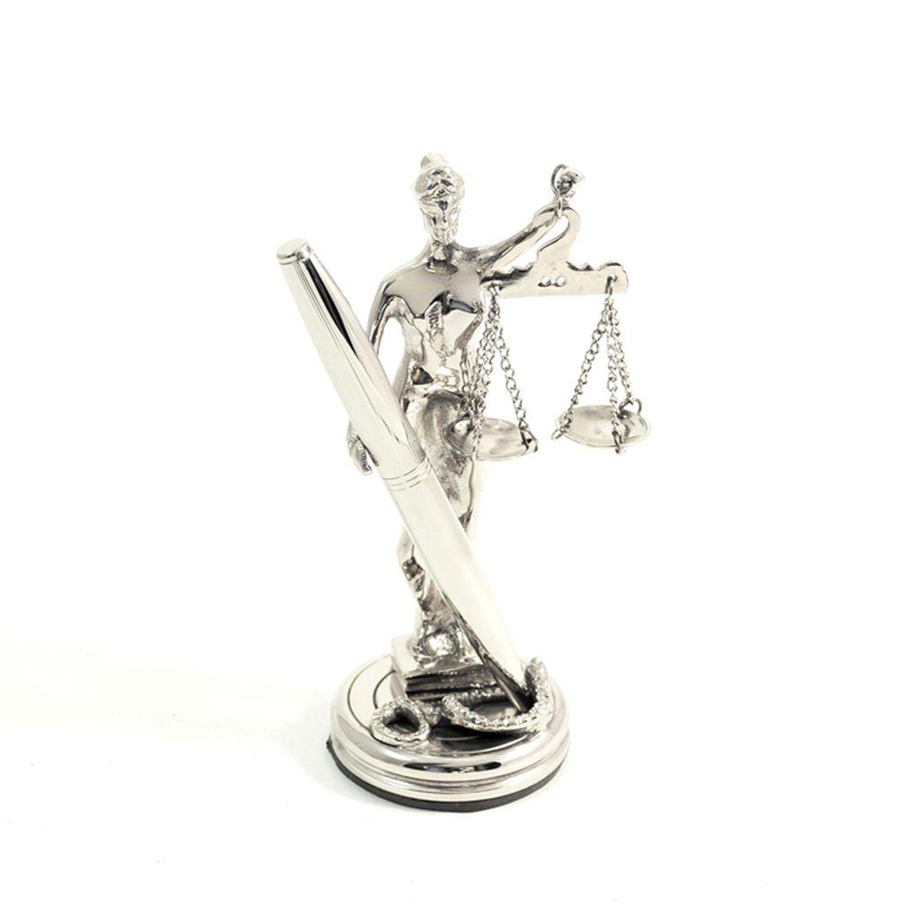Lady Justice Pen Holder Bey-Berk r21j