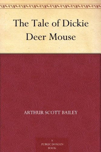 The Tale of Dickie Deer Mouse