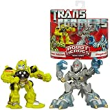Transformers: Robot Heroes > Autobot Ratchet and Megatron Action Figure Multipack