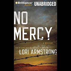 No Mercy: A Mystery Audiobook