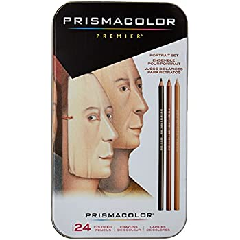 Amazon.com: Prismacolor Premier Colored Pencils, Soft Core, 48 Pack ...