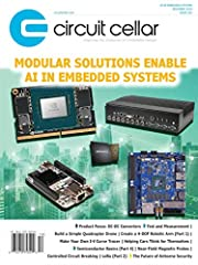 Circuit Cellar magazine features engineering tutorials, detailed microcontroller-based projects, and embedded systems industry news for professional electrical engineers, EE/ECE academics, and highly skilled electronics enthusiasts. Since 198...