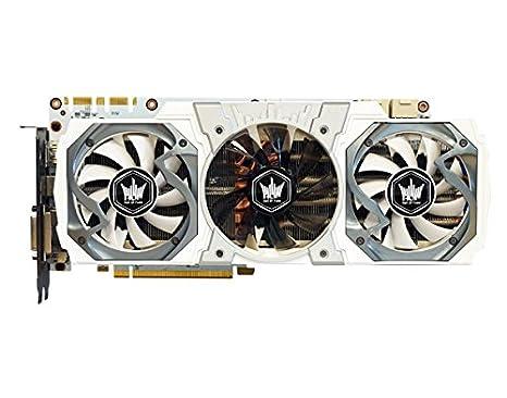 GALAXY 97NQH6DND2TX NVIDIA GeForce GTX 960 4GB - Tarjeta ...