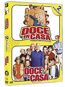 Doce En Casa + Doce Fuera De Casa [DVD]