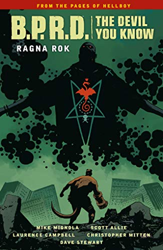 Pdf Graphic Novels B.P.R.D.: The Devil You Know Volume 3-Ragna Rok