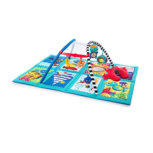 Baby Einstein Turtle - Baby Einstein Discovery Seas Multi Mode Activity Gym