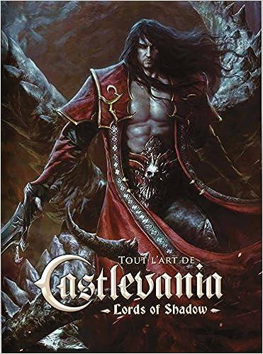 Télécharger en ligne Castlevania - Tout l'art - tome 0 - Tout l'art de Castlevania : Lords of Shadow epub, pdf