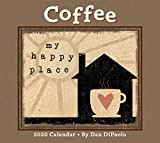 Coffee 2020 Deluxe Wall Calendar