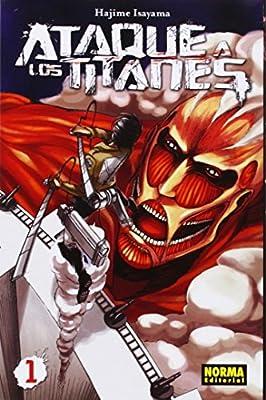 PACK INICIACIÓN ATAQUE A LOS TITANES VOLS. 1 Y 2 CÓMIC MANGA de Hajime Isayama 31 oct 2013 Tapa blanda: Amazon.es: Libros