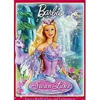 Barbie del lago de los cisnes