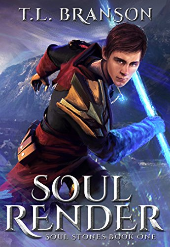 Soul Render (Soul Stones Book 1) cover
