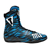 TITLE Predator Boxing Shoes (10, Blue/Black)