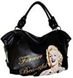 Marylin Monroe Large Purse Forever Beautiful, Bags Central