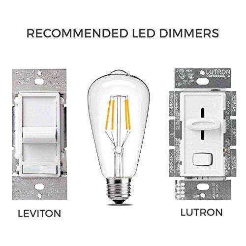 Edison LED Light Bulb Dimmable