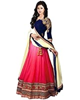 Lengha Choli for women new arrival western party wear semistitched lehenga choli by Woman style