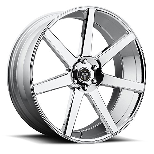 rims 22 inch set of 4 chrome - 8