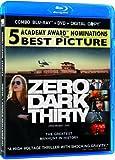 Zero Dark Thirty / Opération avant l'aube (Bilingual) [Blu-ray + DVD + Digital Copy]