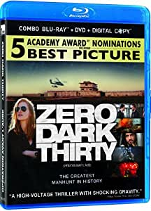 Zero Dark Thirty / Opération avant l'aube (Bilingual) [Blu-ray + DVD + Digital Copy]