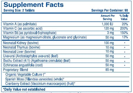 Biotics Research - Renal Plus 180T